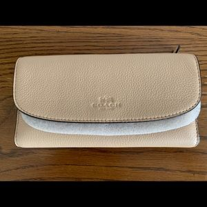 Coach Wallet - New with tags.